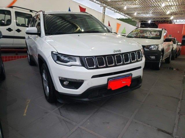 Jeep Compass 2017 2.0 16V Sport automático / Ziro *