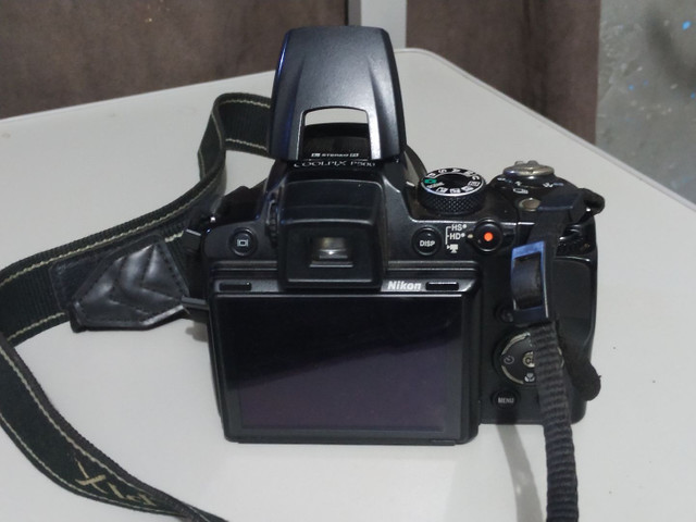 Câmera Nikon Semi-Profissional  - Foto 6