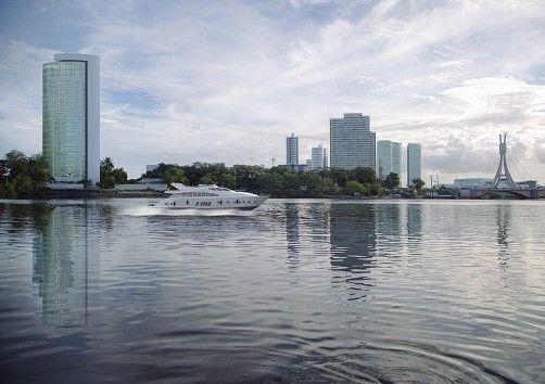 Apartamento para venda possui 269 metros quadrados com 4 suítes no Pina - Recife - PE - Foto 9