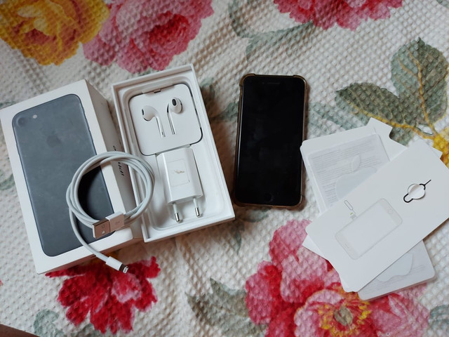 iPhone 7 black, 32 gb - Foto 3