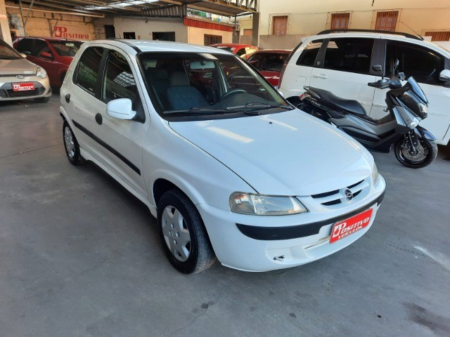 Chevrolet/Celta 1.0 Vhc Spirit Flex  2006  - Foto 4
