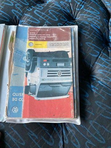VW 13-180 ano 2010 câmara fria - lindo  - Foto 12