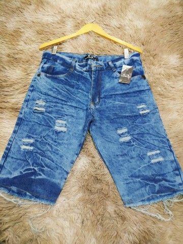 Bermuda jeans  - Foto 4