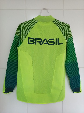 Jaqueta Nike Time Brasil (Rio 2016) - Foto 2