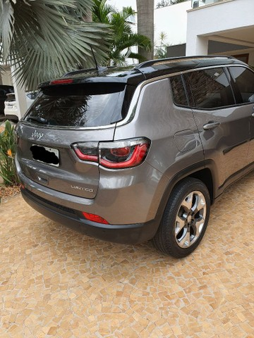 Jeep Compass Limited 17/17 - Foto 2