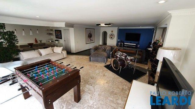 Apartamento à venda com 4 dormitórios em Jardim américa, São paulo cod:650346 - Foto 8
