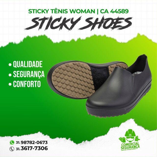 Sticky Tênias
