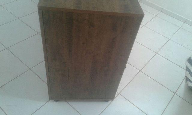 Rack de madeira  - Foto 4