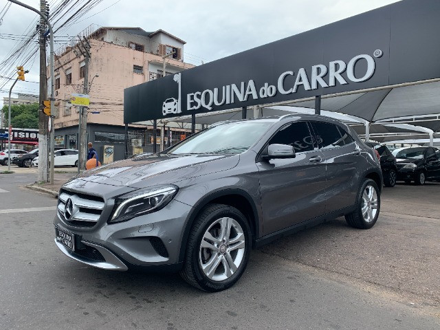 Mercedes gla 200 advance 2017 51.000 km todas revisoes feitas e ipva 2021 pago