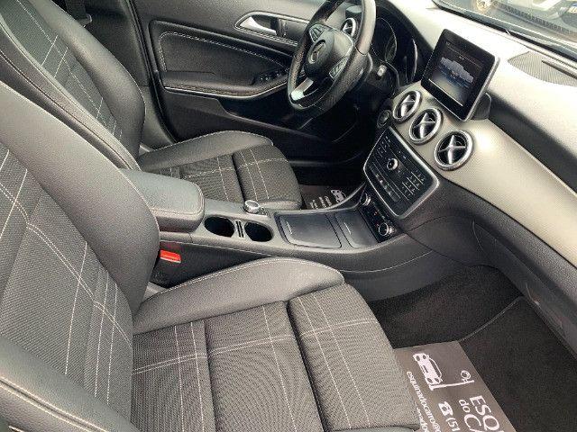 Mercedes gla 200 advance 2017 51.000 km todas revisoes feitas e ipva 2021 pago - Foto 20