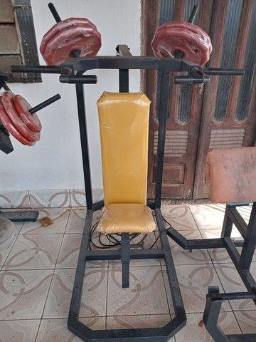 Máquinas de musculação - Foto 6
