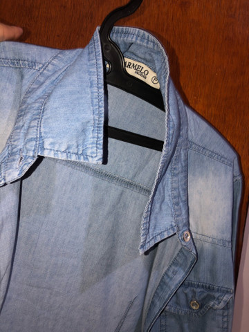 CAMISA TIPO JEANS  - Foto 4