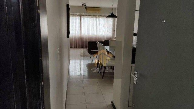 Apartamento com 01 Quarto Mobiliado com Vista pro Mar em Boa Viagem, Recife - Foto 4
