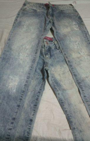 Duas calças jeans - Foto 5
