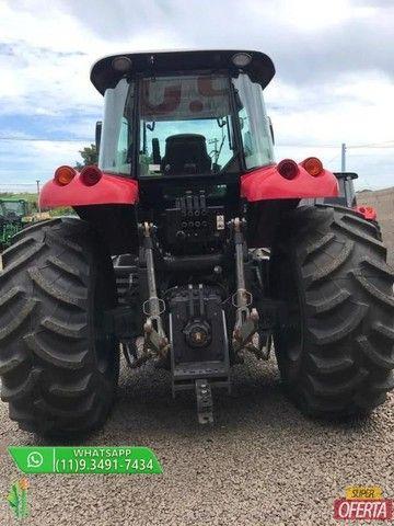 Trator Massey Ferguson 7390 4x4 ano 13 - Foto 4