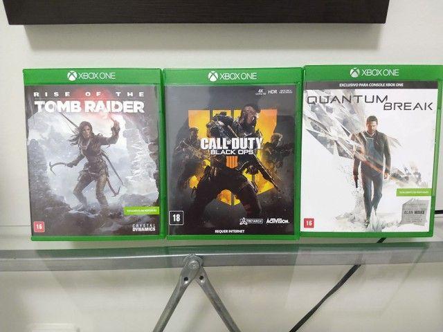 Jogos Xbox one Novos