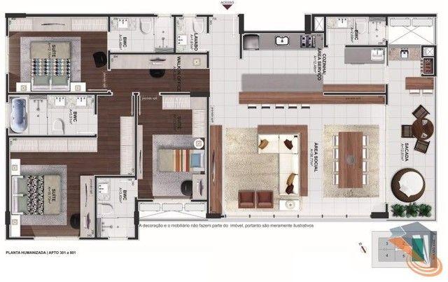 Apartamento com 2 dormitórios à venda, 91 m² por R$ 670.000,00 - Balneário - Florianópolis - Foto 17