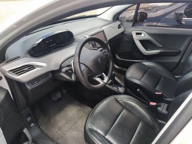 Peugeot 208 1.6 allure 16v. 2017 Automático - Foto 3