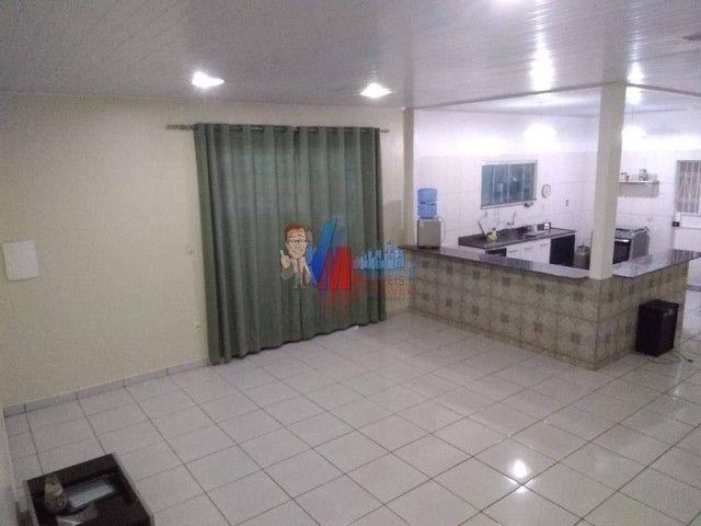 Casa no Conjunto Águas claras a 5 minutos da avenida das torres - Foto 2