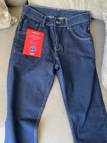 Calça jeans Versatti Jeans 38 Masculino  - Foto 2