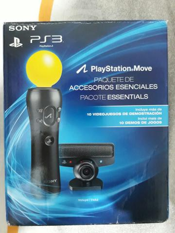 Vendo Ps move pega em Ps3 e Ps4