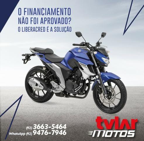 Moto Yamaha Sem comprovação de renda! Sem apresentação de documentos! Sem burocracia!