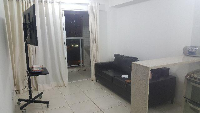 Vdo Apto em Brasília/DF - Águas Claras - 1 qto