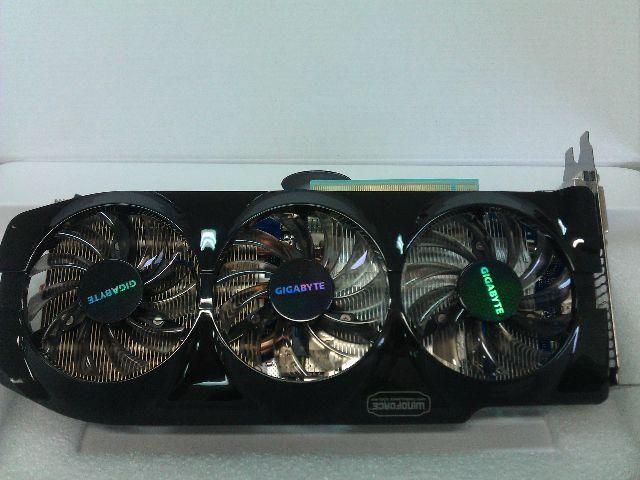 Gigabyte GTX 670 2GB