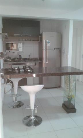Flat mobiliado no edf. Smart Residence, próximo ao Shopping Rio Poty