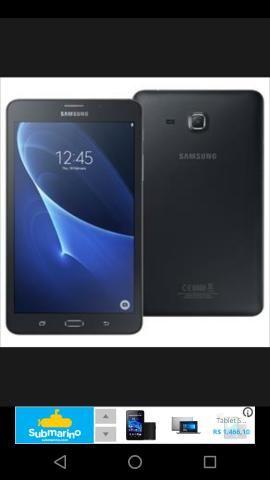 Tablet Samsung Galaxy Tab A T285 8GB 4G Tela 7