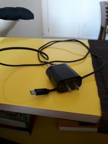 Carregador Fast Charge USB-C