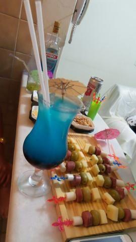 Faço drink para festas , casamento, resenha, aniversários