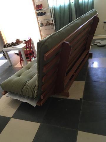 Futon sof cama japon s m veis rio pequeno s o for Olx sofa cama