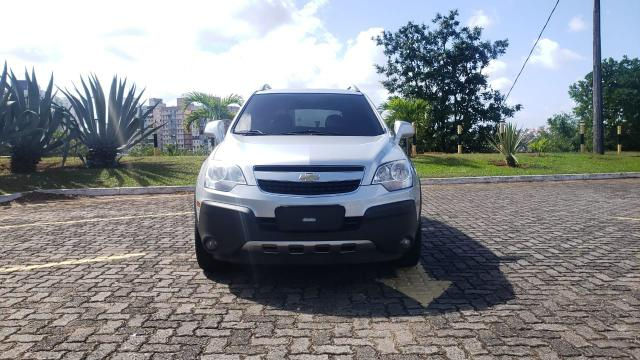 Chevrolet captiva 2012/2012 2.4 sfi ecotec fwd 16v gasolina 4p automático - Foto 2