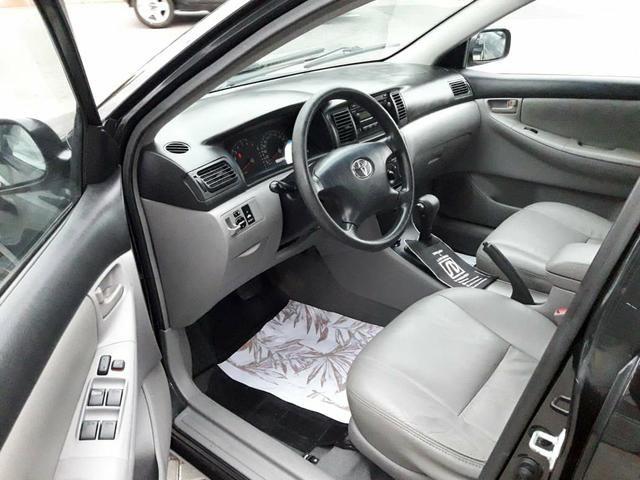 Corolla XEI 1.8 AT 2007 - Foto 4