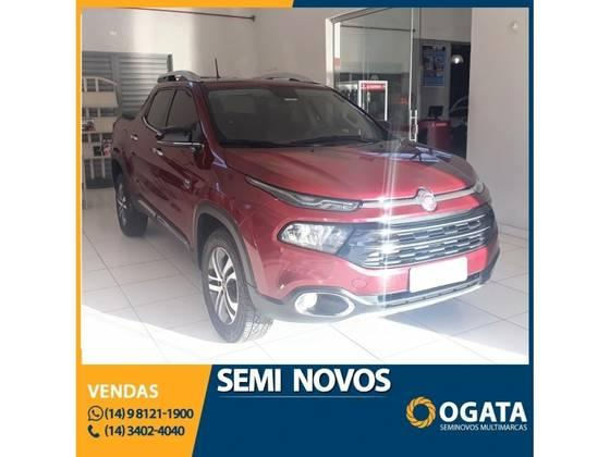 FIAT TORO 2017/2017 2.0 16V TURBO DIESEL VOLCANO 4WD AT9