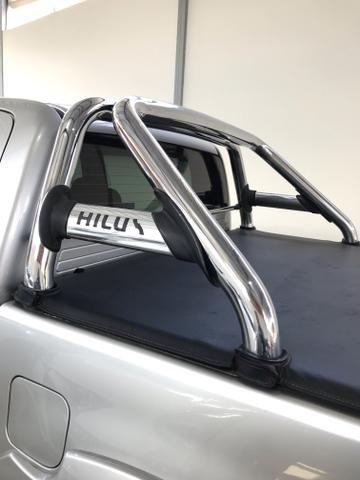 Hilux Srv 2010 4×4 diesel automático - Foto 8