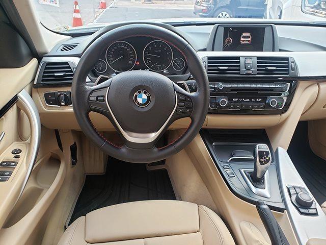 BMW 320I 2016/2016 2.0 SPORT 16V TURBO ACTIVE FLEX 4P AUTOMÁTICO - Foto 8