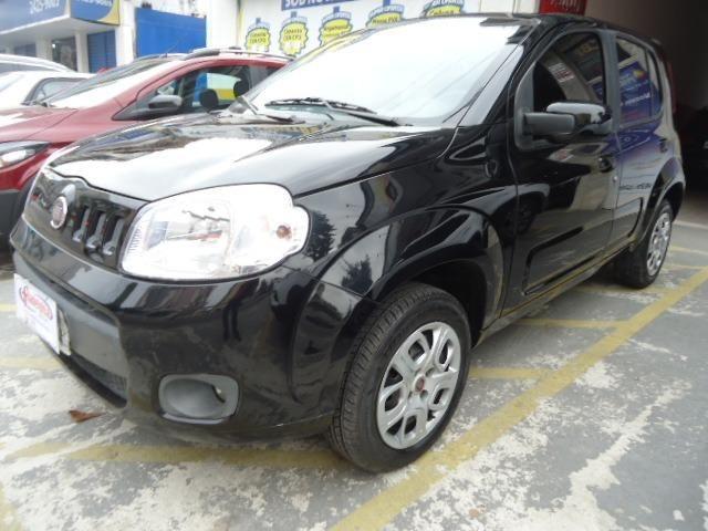 Fiat - Uno 2011 vicave completa! preço real!!! sem pegadinhas - Foto 2