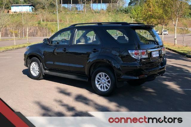 Toyota Hilux SW4 SRV 3.0 TDI Automático - 2014 - Foto 8