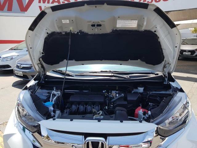 Honda wr-v ex motor 1.5 18/18 câmbio aut unico dono com 18.797 km rodados - Foto 12