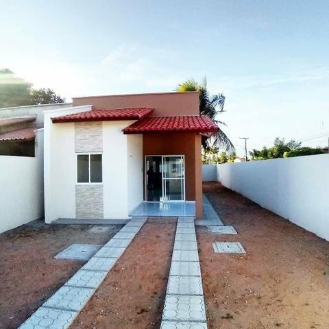 Grande lançamento no Eusébio casas planas 3 quartos - Foto 19