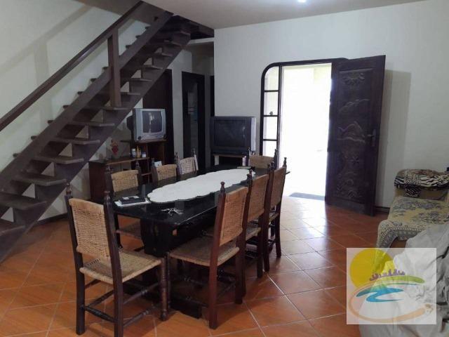Sobrado com 5 quartos para alugar, 220 m² por R$ 1.900/dia Saí Mirim - Itapoá/SC SO0080 - Foto 3
