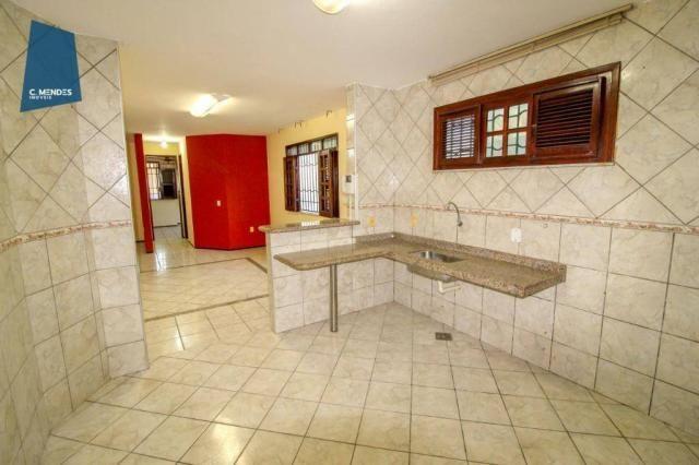 Casa com 3 dormitórios para alugar, 300 m² por R$ 2.000/mês - Cidade dos Funcionários - Fo - Foto 10