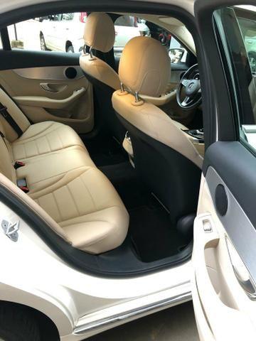 C180 interior Caramelo Carro Extra, Entrada 28.000+ 60x Aceito carro Carta Contemplada - Foto 3