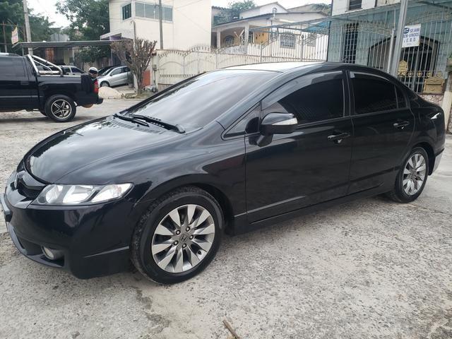 Honda Civic lxl - Completo, automático com gnv, 5? geração