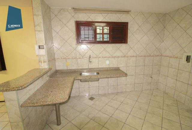 Casa com 3 dormitórios para alugar, 300 m² por R$ 2.000/mês - Cidade dos Funcionários - Fo - Foto 11