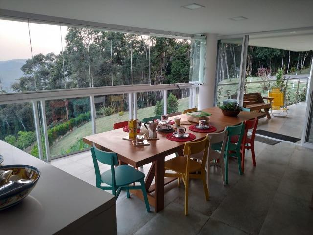 3092 - Casa de Luxo em Condomínio Fechado em Domingos Martins/ES - Foto 15