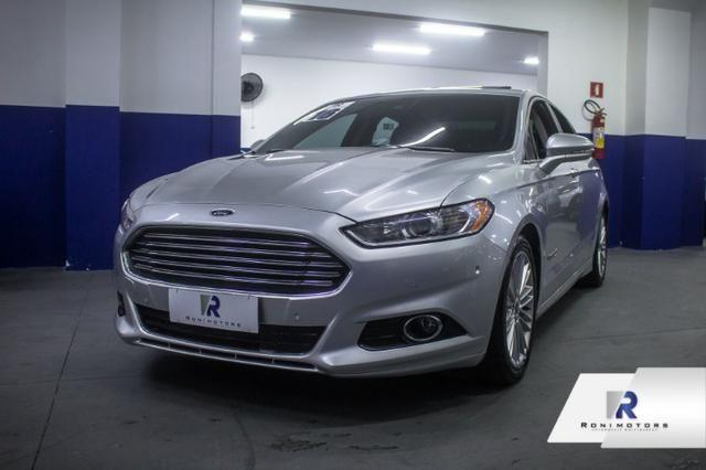 Ford Fusion Hybrid 2.0 CVT 2016