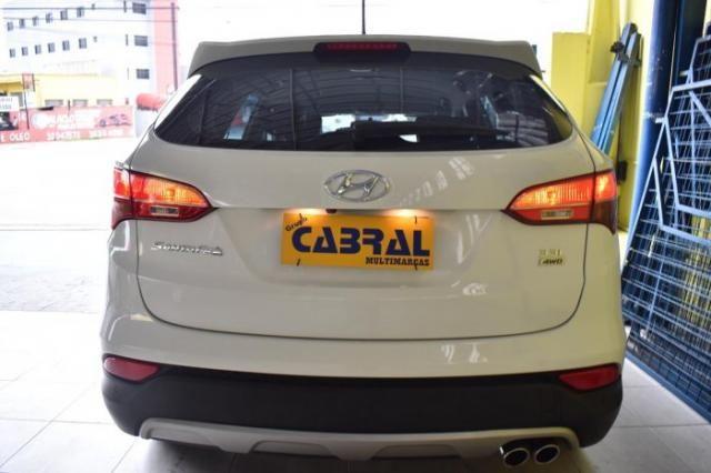 Hyundai santa fÉ 2015 3.3 mpfi 4x4 v6 270cv gasolina 4p automÁtico - Foto 10